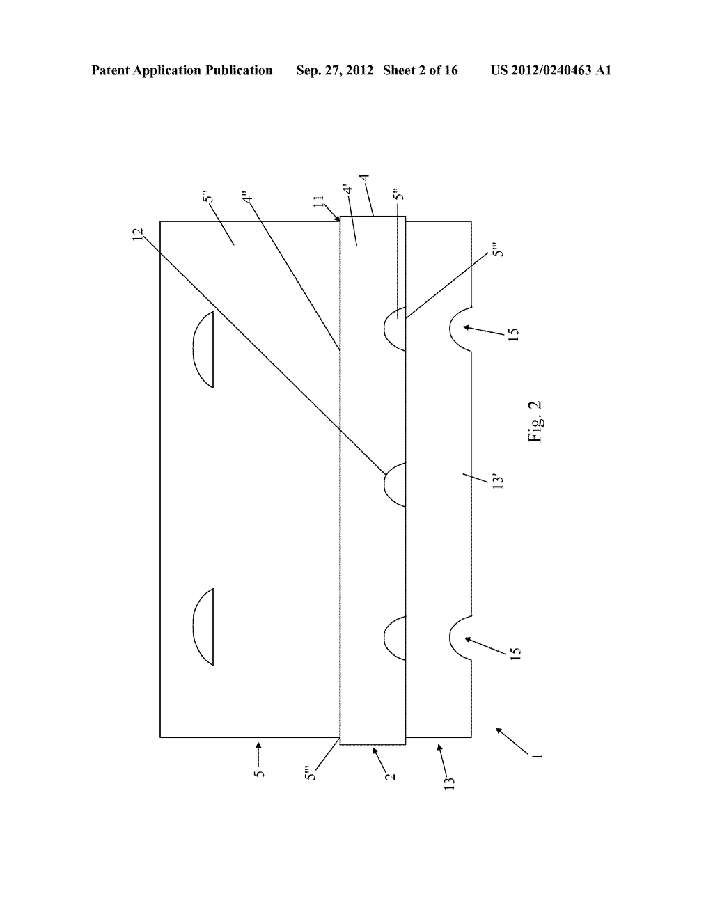 MODULAR PLANTING AND CULTIVATING CONTAINER AND SYSTEM AND REVEGETATION     METHOD USING SUCH CONTAINERS - diagram, schematic, and image 03