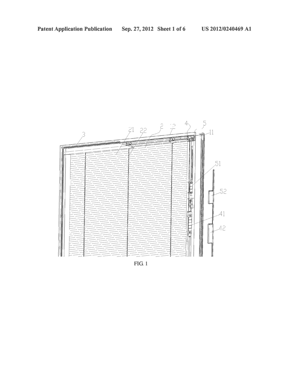 LOUVER TURNING MECHANISM AND HOLLOW GLASS DOORS OR WINDOWS WITH BUILT-IN     MAGNETICALLY CONTROLLABLE LOUVER - diagram, schematic, and image 02