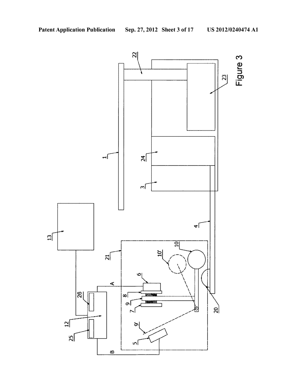 APPARATUS FOR CONTROLLING THE MOVEMENT OF A CLOSURE - diagram, schematic, and image 04