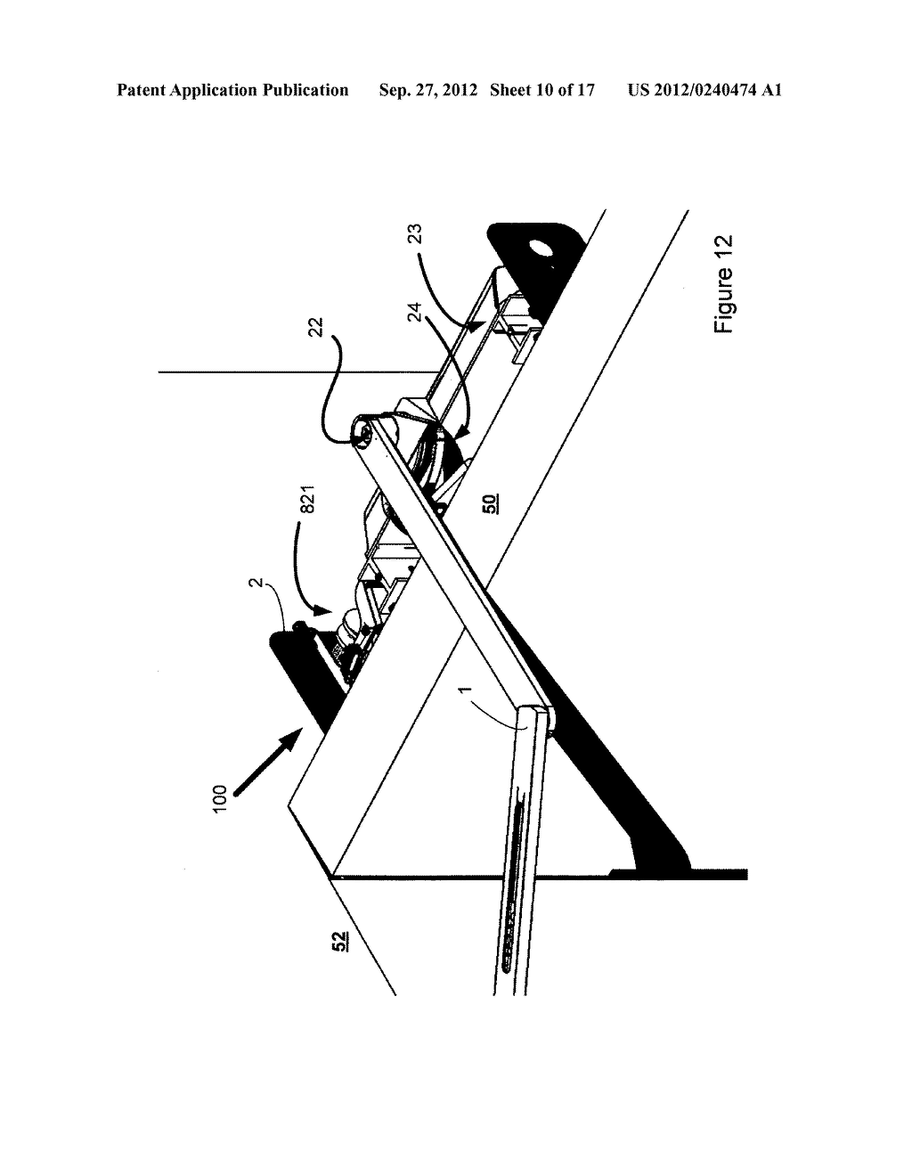 APPARATUS FOR CONTROLLING THE MOVEMENT OF A CLOSURE - diagram, schematic, and image 11