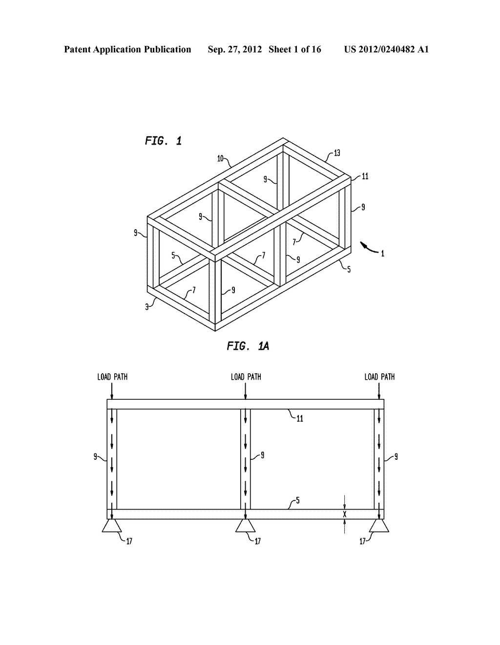 Components for a Modular High-Rise Structures And Method For Assembling     Same - diagram, schematic, and image 02