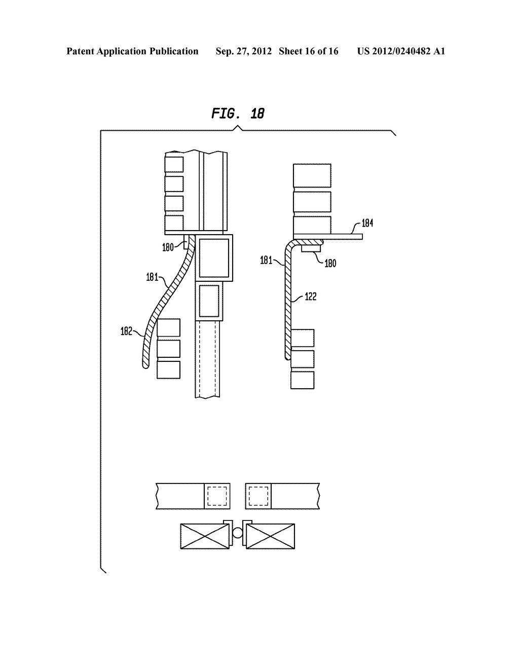 Components for a Modular High-Rise Structures And Method For Assembling     Same - diagram, schematic, and image 17