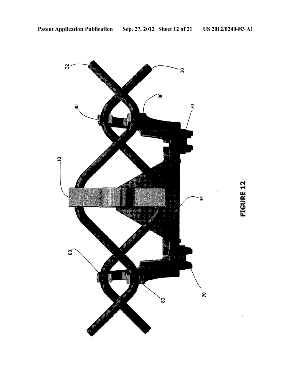 CHAIR FOR A CONCRETE LIFTING ANCHOR - diagram, schematic, and image 13
