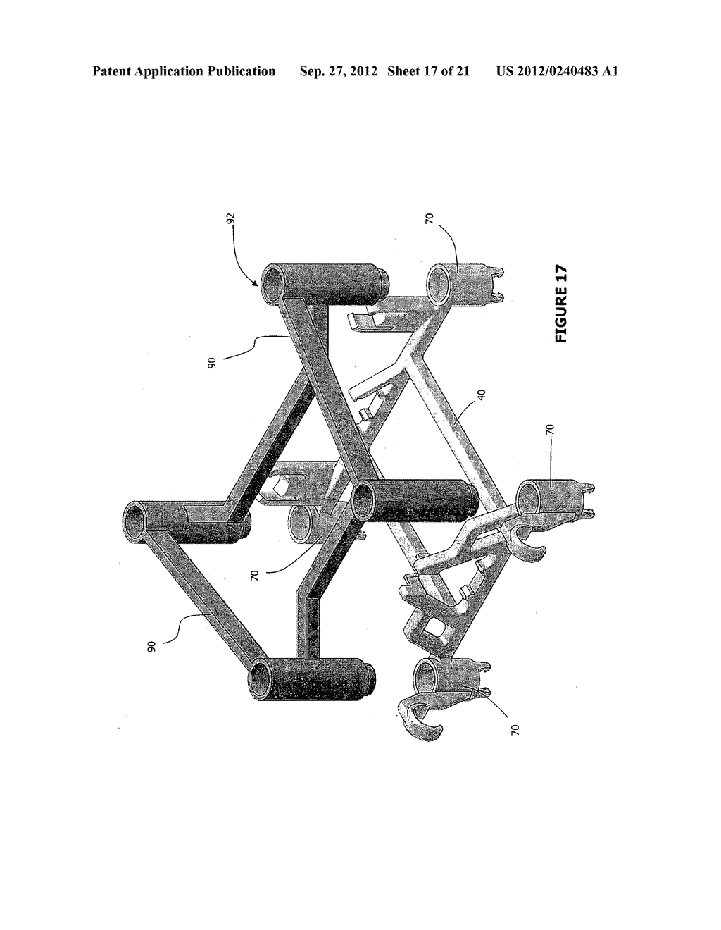 CHAIR FOR A CONCRETE LIFTING ANCHOR - diagram, schematic, and image 18