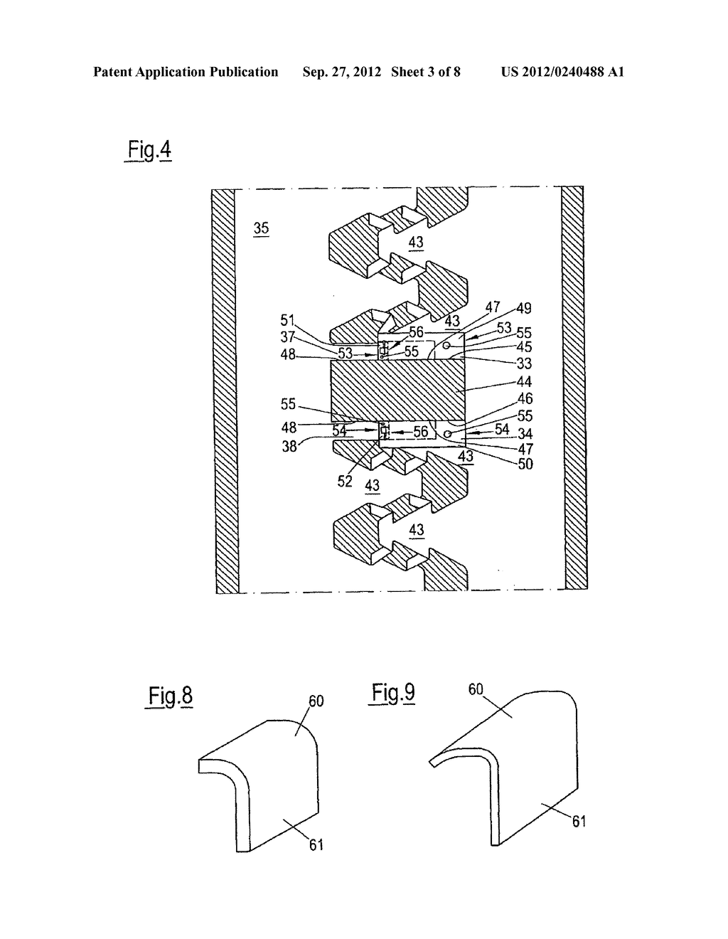 PROFILED ELEMENT AND METHOD FOR PRODUCING A PROFILED ELEMENT - diagram, schematic, and image 04