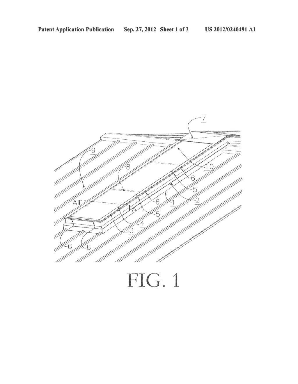 Large-area skylight system - diagram, schematic, and image 02