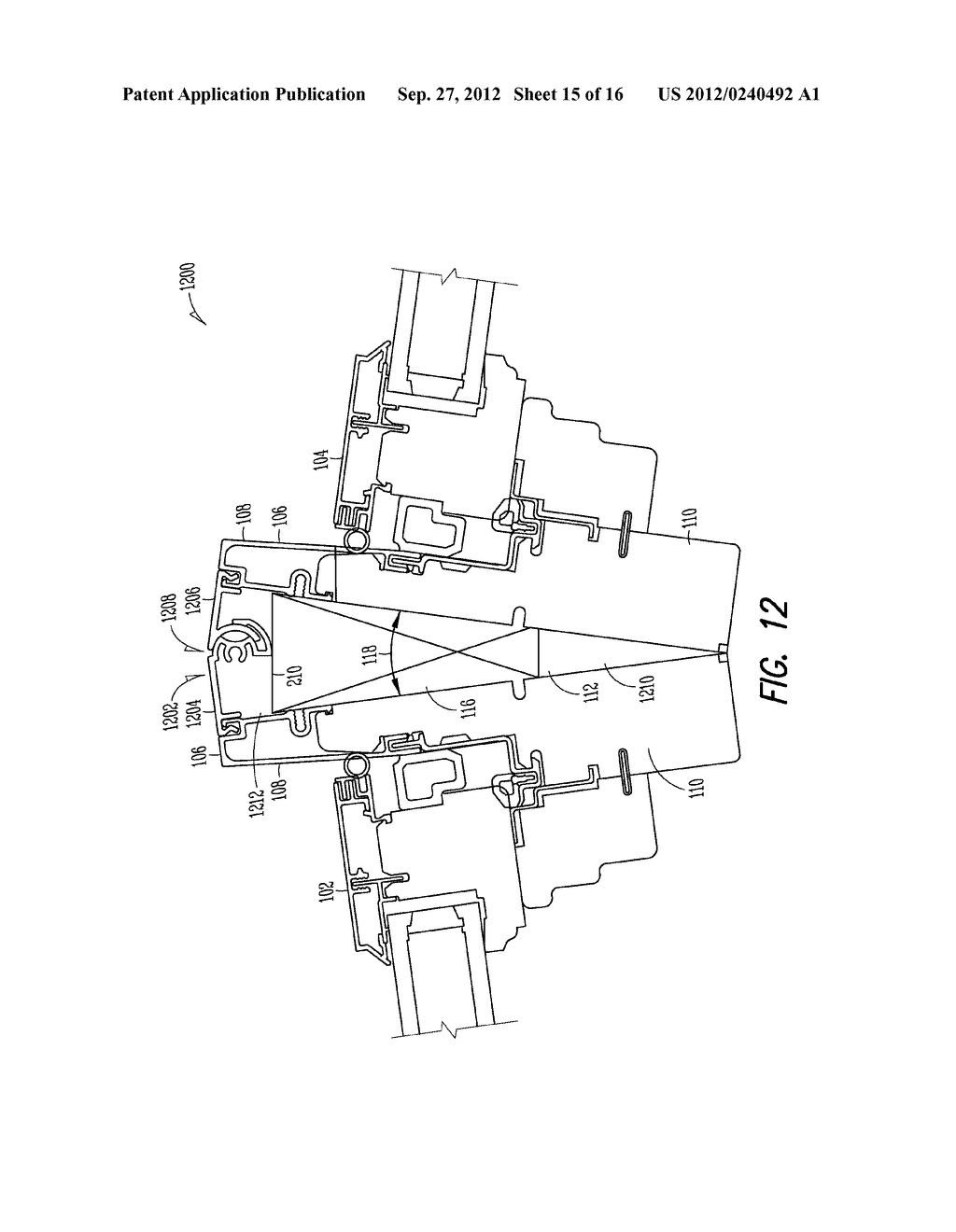 MULLION COVER LINKAGE - diagram, schematic, and image 16