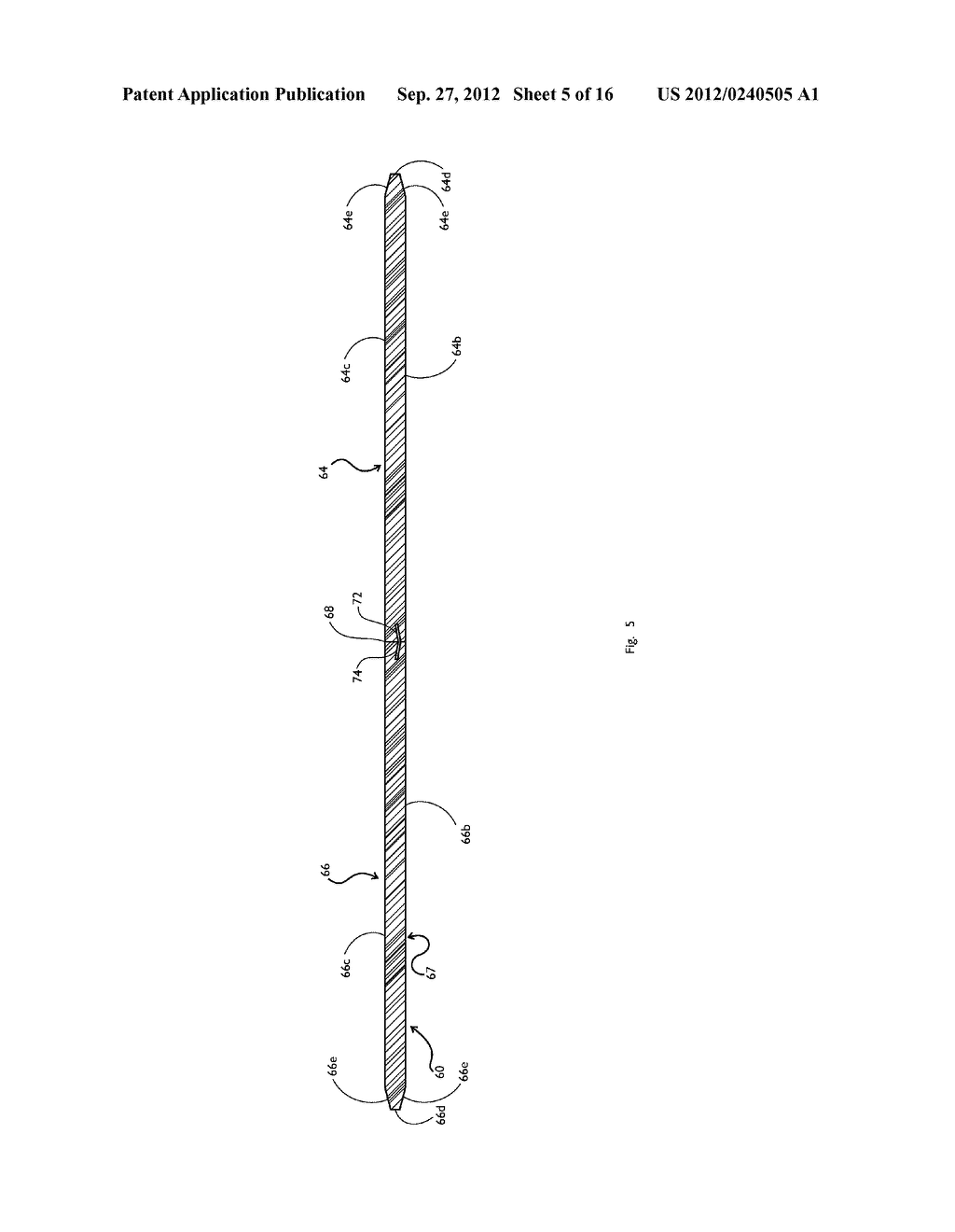 Drywall Apparatus and Method - diagram, schematic, and image 06