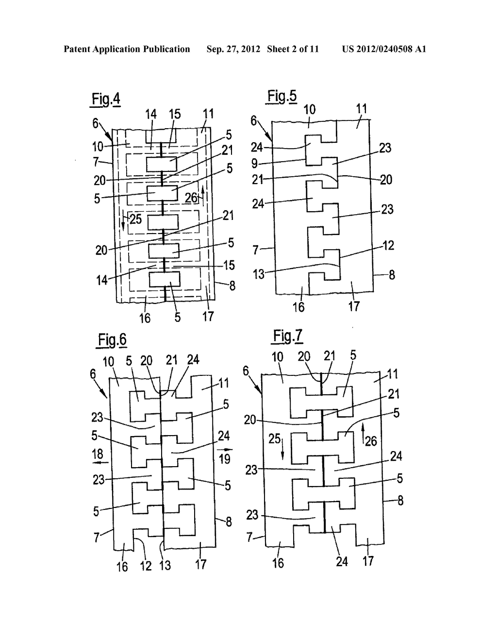 THIN-WALLED, COLD FORMED LIGHTWEIGHT STRUCTURAL PROFILE ELEMENT AND METHOD     FOR PRODUCING SUCH A PROFILE ELEMENT - diagram, schematic, and image 03