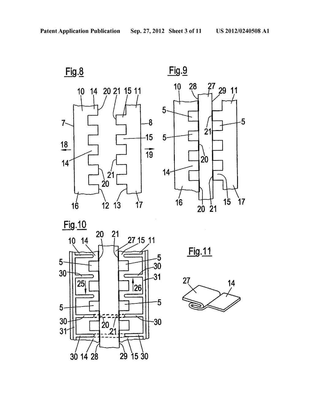 THIN-WALLED, COLD FORMED LIGHTWEIGHT STRUCTURAL PROFILE ELEMENT AND METHOD     FOR PRODUCING SUCH A PROFILE ELEMENT - diagram, schematic, and image 04