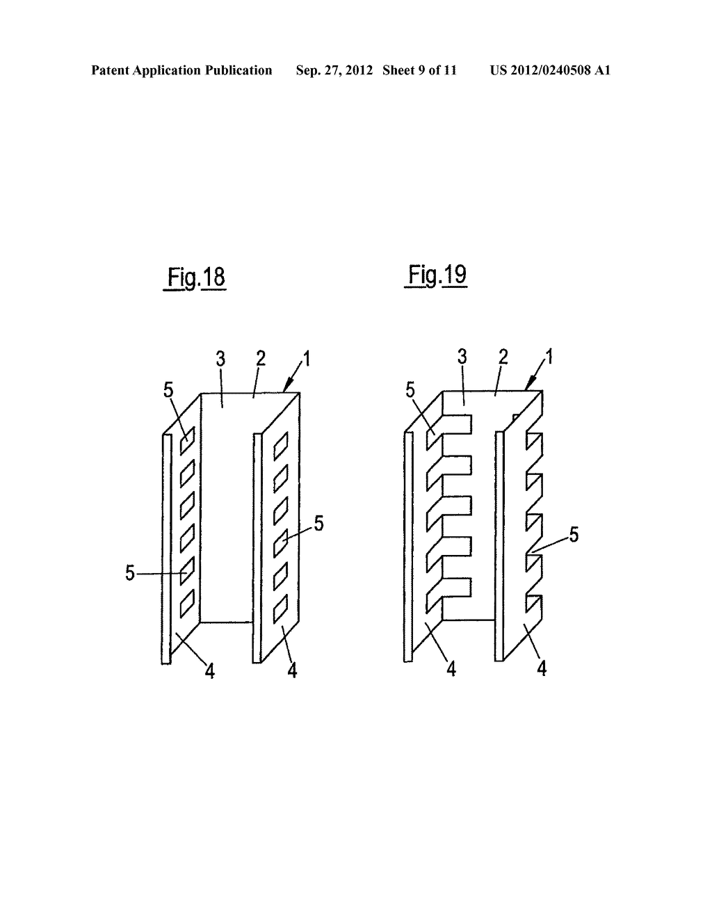THIN-WALLED, COLD FORMED LIGHTWEIGHT STRUCTURAL PROFILE ELEMENT AND METHOD     FOR PRODUCING SUCH A PROFILE ELEMENT - diagram, schematic, and image 10