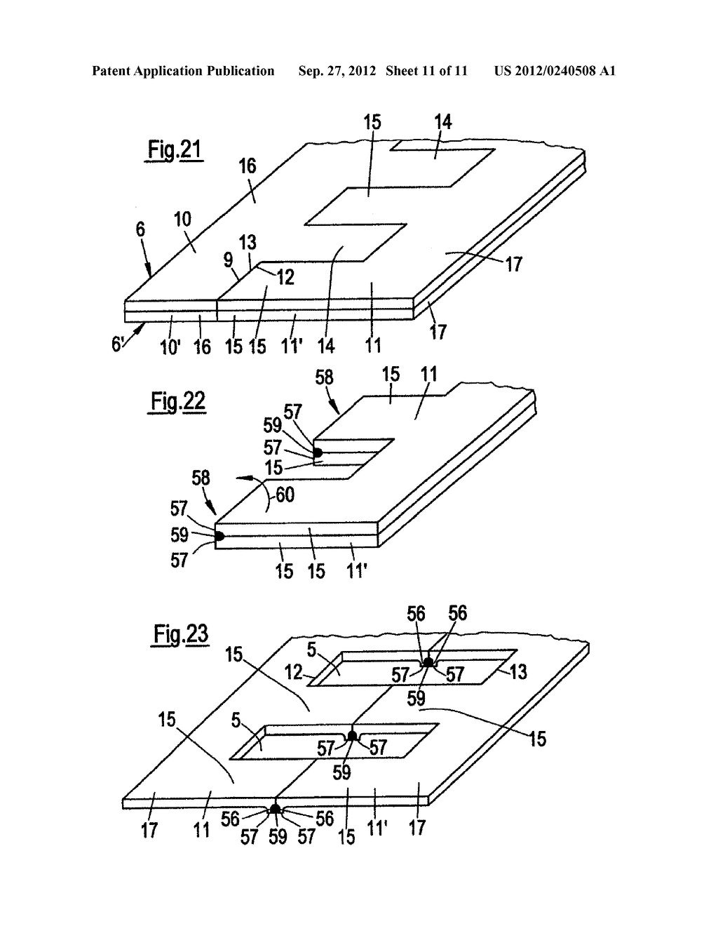 THIN-WALLED, COLD FORMED LIGHTWEIGHT STRUCTURAL PROFILE ELEMENT AND METHOD     FOR PRODUCING SUCH A PROFILE ELEMENT - diagram, schematic, and image 12