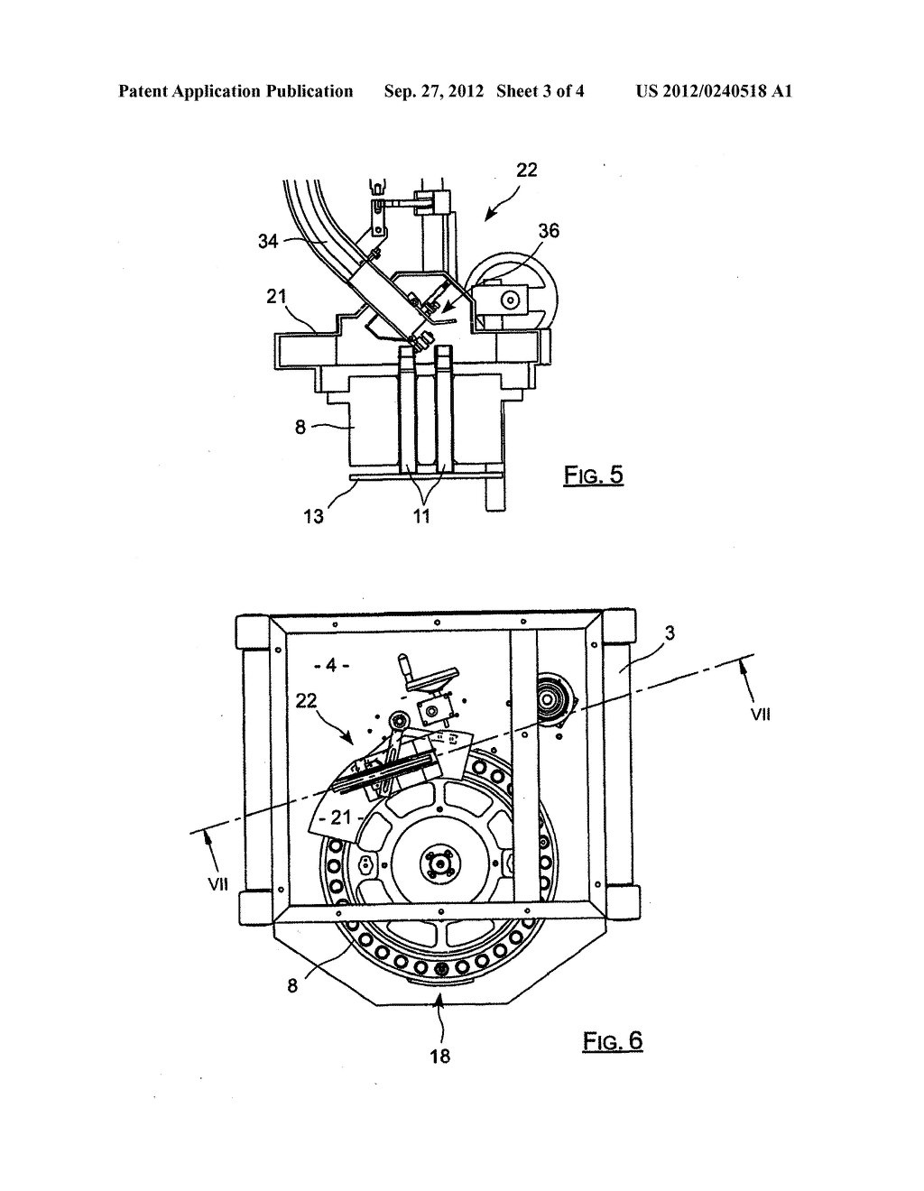 MACHINE FOR FILLING AND CRIMPING TUBULAR VIALS - diagram, schematic, and image 04