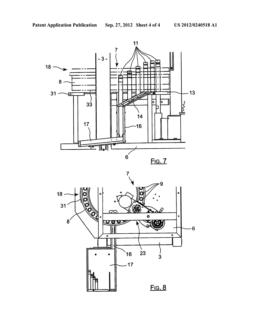 MACHINE FOR FILLING AND CRIMPING TUBULAR VIALS - diagram, schematic, and image 05