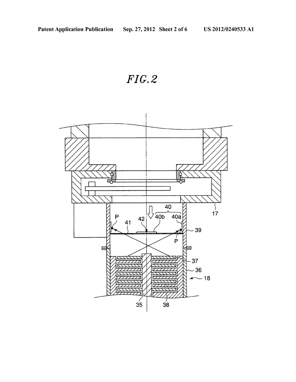 PARTICLE CAPTURE UNIT, METHOD FOR MANUFACTURING THE SAME, AND SUBSTRATE     PROCESSING APPARATUS - diagram, schematic, and image 03