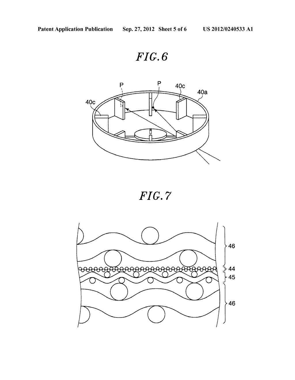 PARTICLE CAPTURE UNIT, METHOD FOR MANUFACTURING THE SAME, AND SUBSTRATE     PROCESSING APPARATUS - diagram, schematic, and image 06