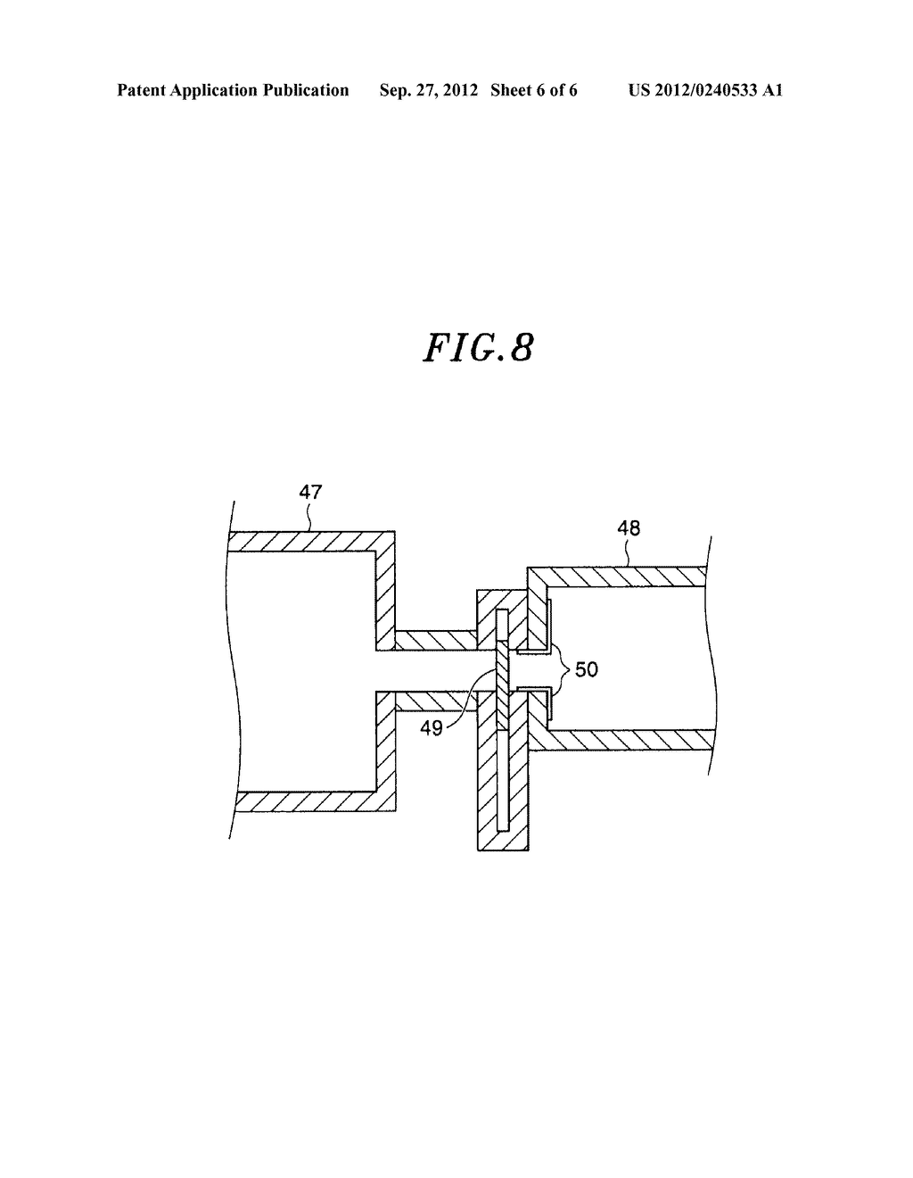 PARTICLE CAPTURE UNIT, METHOD FOR MANUFACTURING THE SAME, AND SUBSTRATE     PROCESSING APPARATUS - diagram, schematic, and image 07