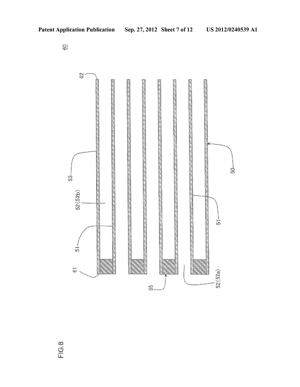 HONEYCOMB FILTER AND MANUFACTURING METHOD OF THE SAME - diagram, schematic, and image 08