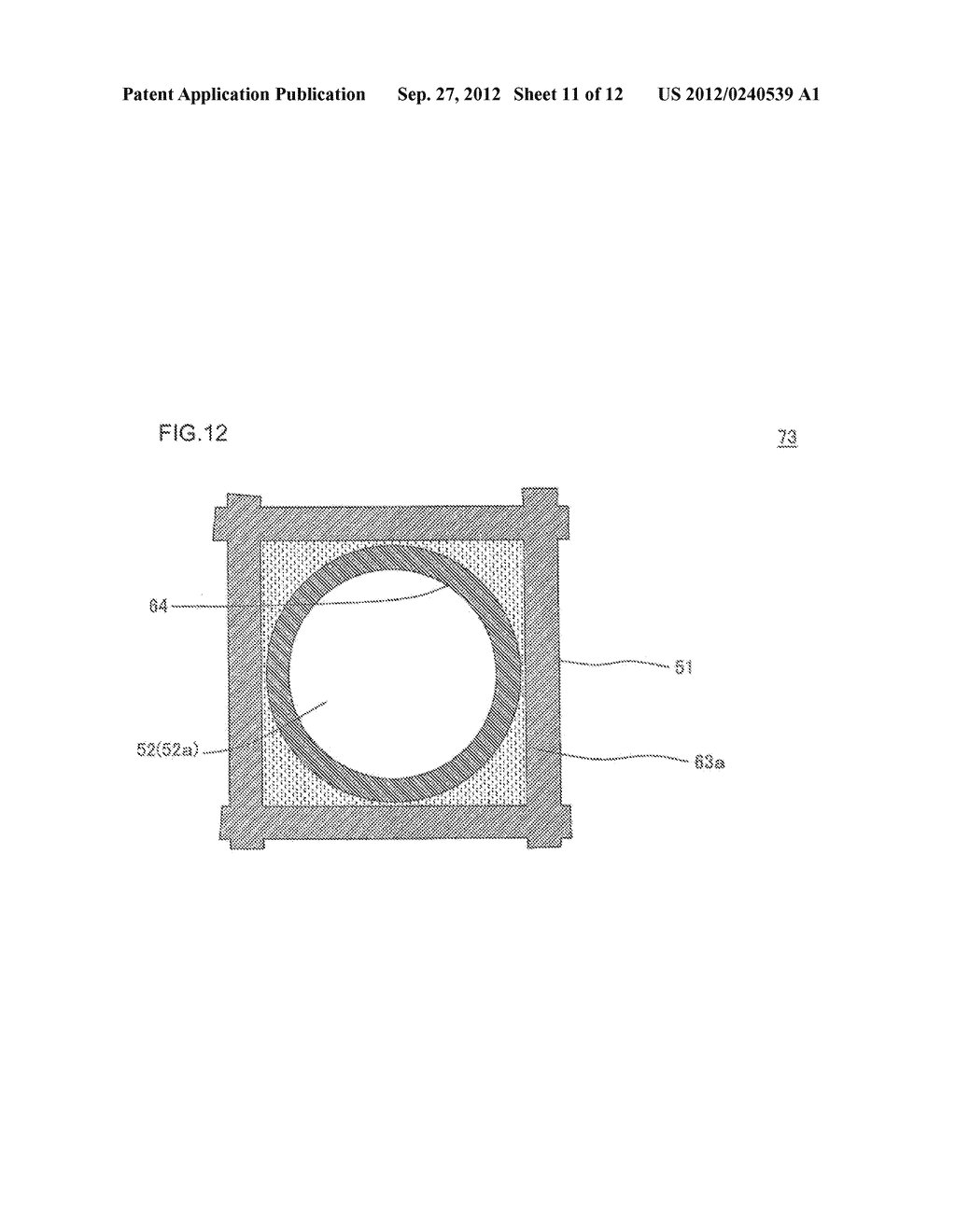 HONEYCOMB FILTER AND MANUFACTURING METHOD OF THE SAME - diagram, schematic, and image 12