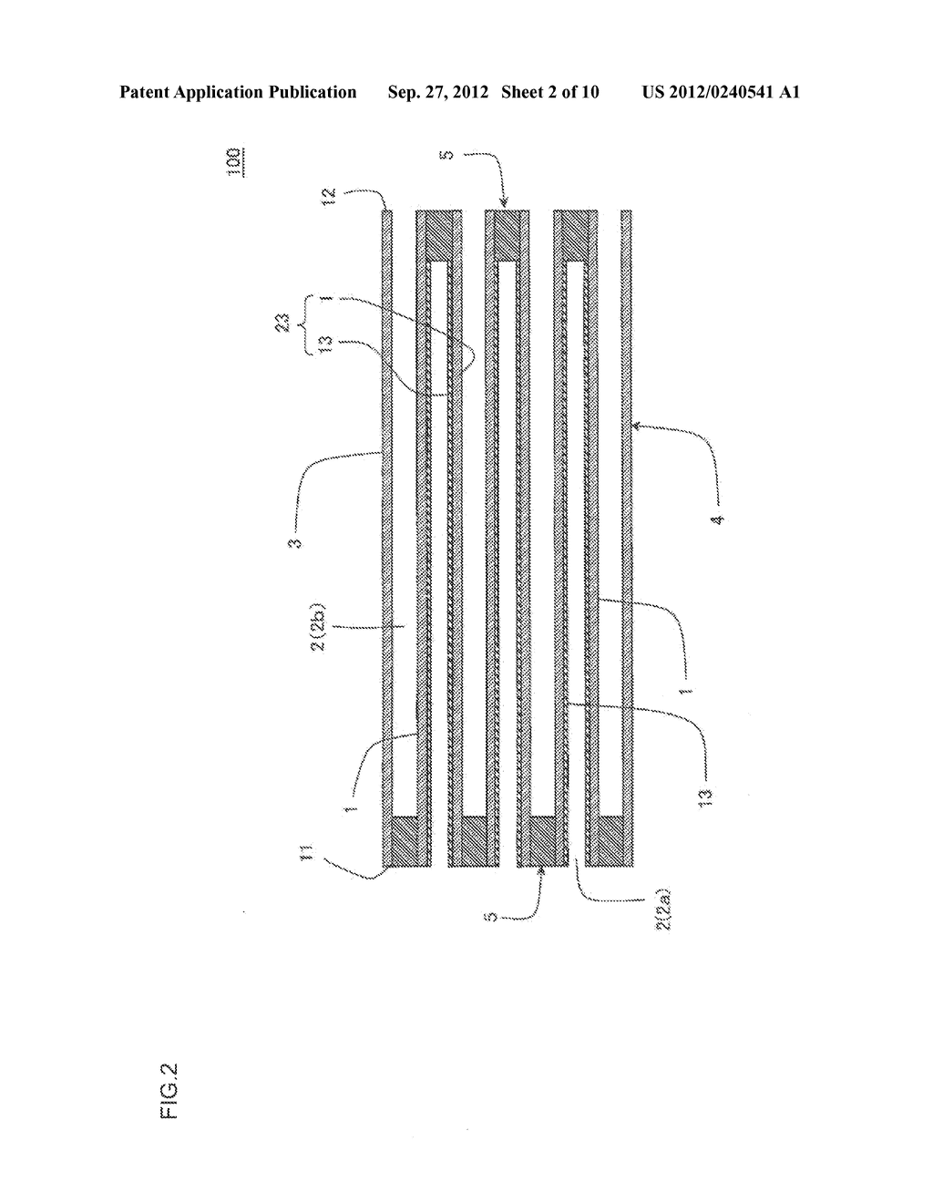 HONEYCOMB FILTER AND MANUFACTURING METHOD OF THE SAME - diagram, schematic, and image 03