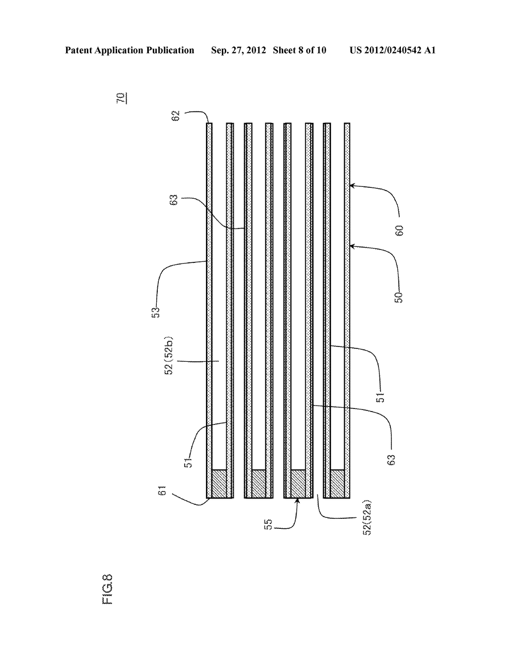 HONEYCOMB STRUCTURE AND MANUFACTURING METHOD OF THE SAME - diagram, schematic, and image 09