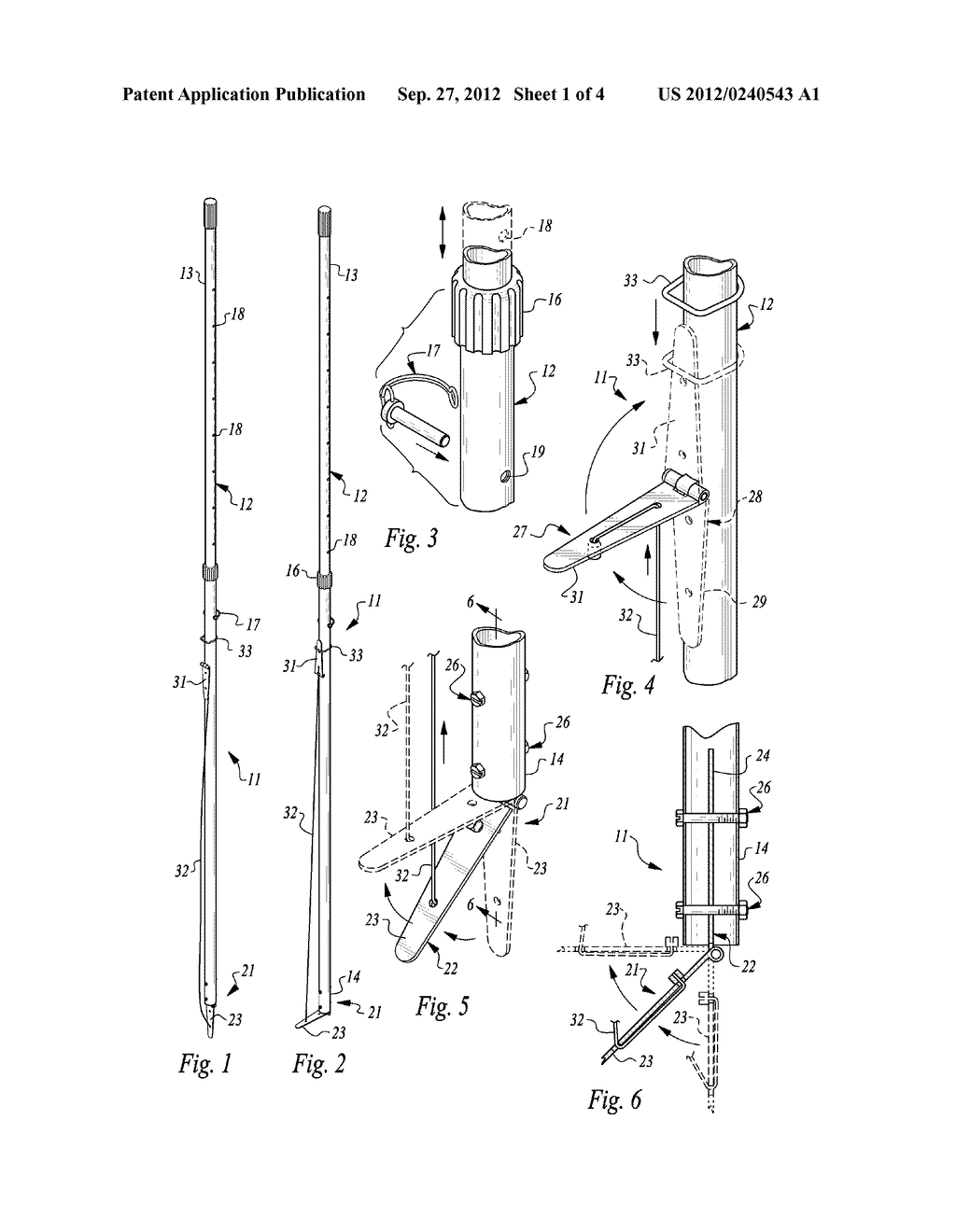 APPARATUS AND METHOD FOR EXTRACTING AQUATIC WEEDS - diagram, schematic, and image 02