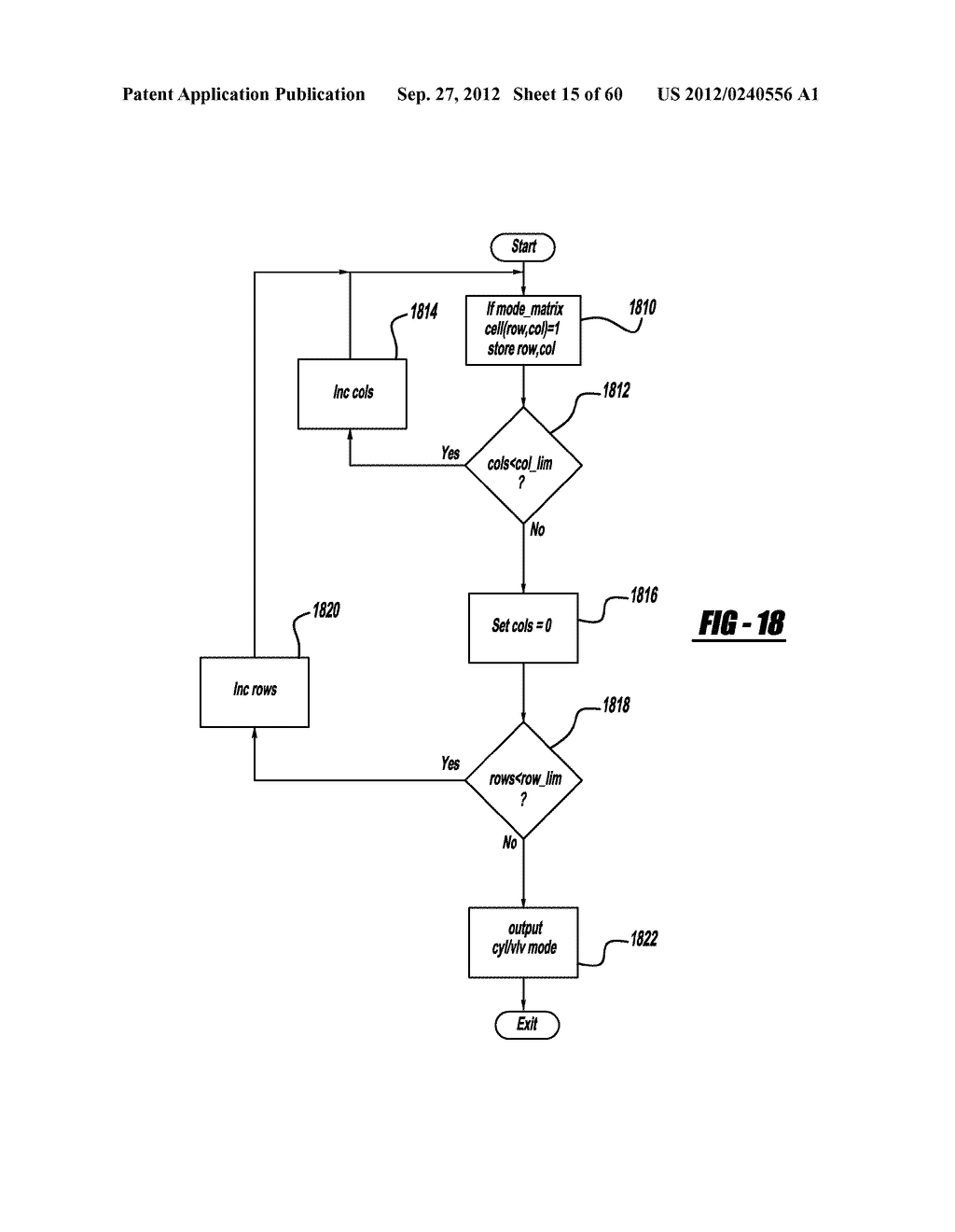 METHOD TO REDUCE ENGINE EMISSIONS FOR AN ENGINE CAPABLE OF MULTI-STROKE     OPERATION AND HAVING A CATALYST - diagram, schematic, and image 16