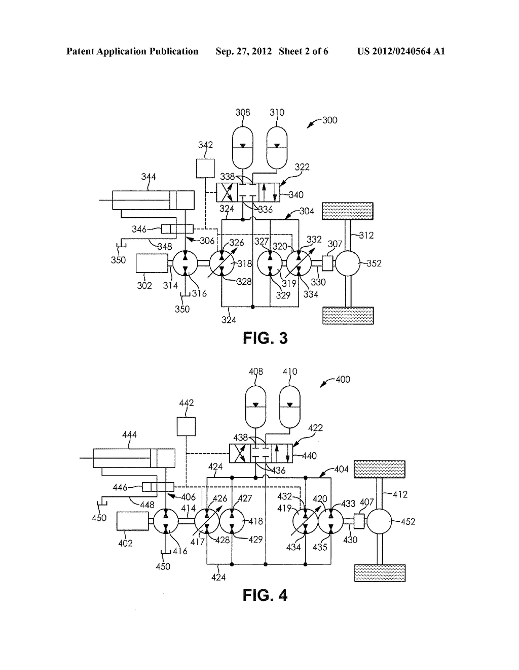 ACCUMULATOR ASSISTED HYDROSTATIC DRIVELINE AND OPTIMIZATION METHOD THEREOF - diagram, schematic, and image 03
