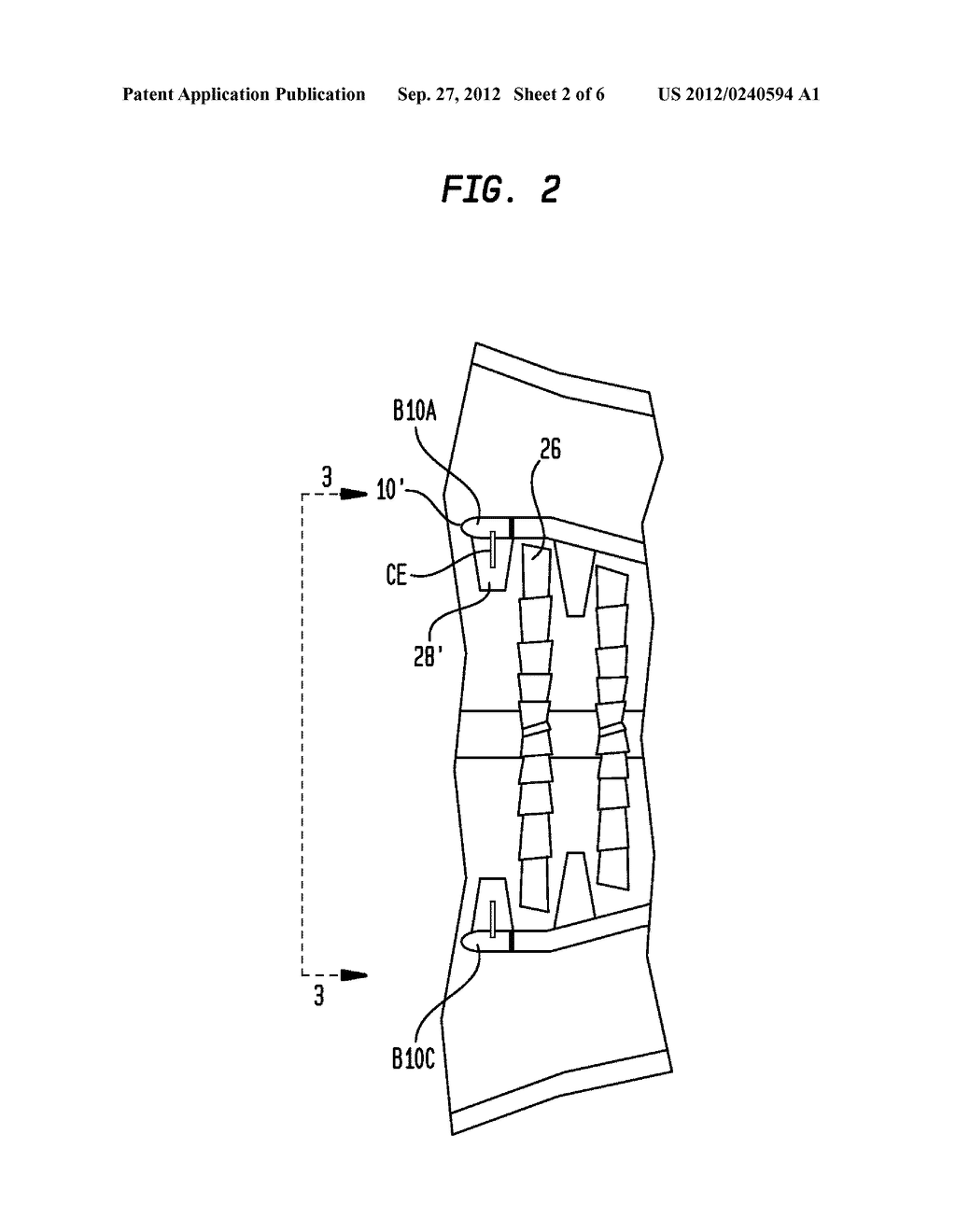 METHOD AND APPARATUS FOR PROTECTING AIRCRAFT ENGINES AGAINST ICING - diagram, schematic, and image 03