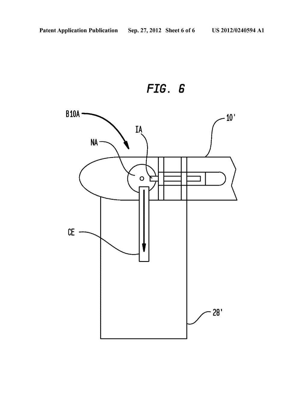 METHOD AND APPARATUS FOR PROTECTING AIRCRAFT ENGINES AGAINST ICING - diagram, schematic, and image 07