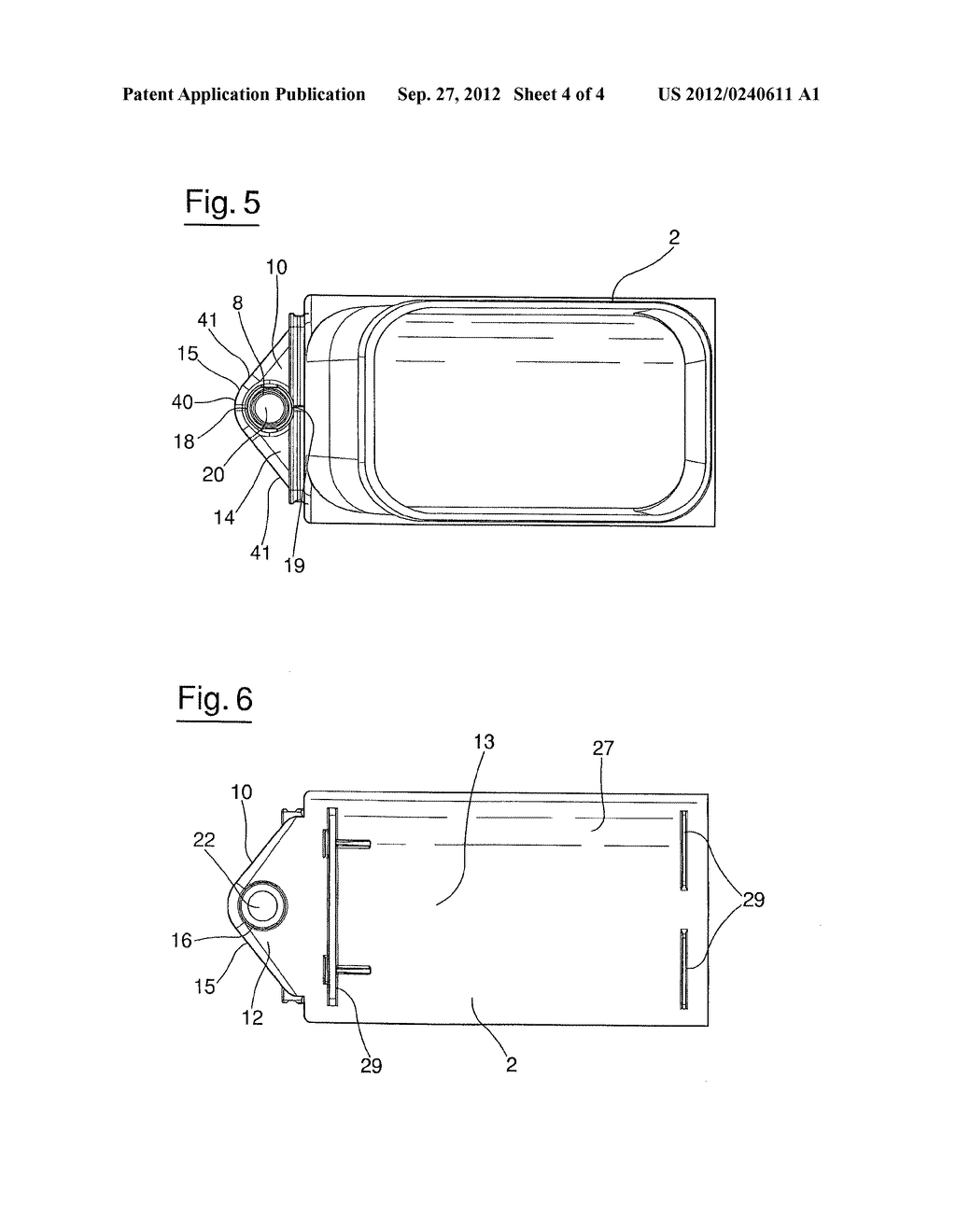 APPARATUS FOR DISPENSING A FOOD PRODUCT - diagram, schematic, and image 05