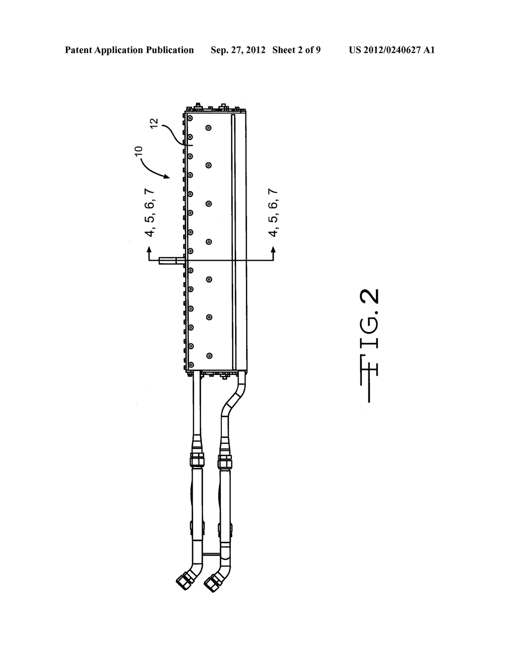 APPARATUS FOR DEPOSITING THIN FILM COATINGS AND METHOD OF DEPOSITION     UTILIZING SUCH APPARATUS - diagram, schematic, and image 03