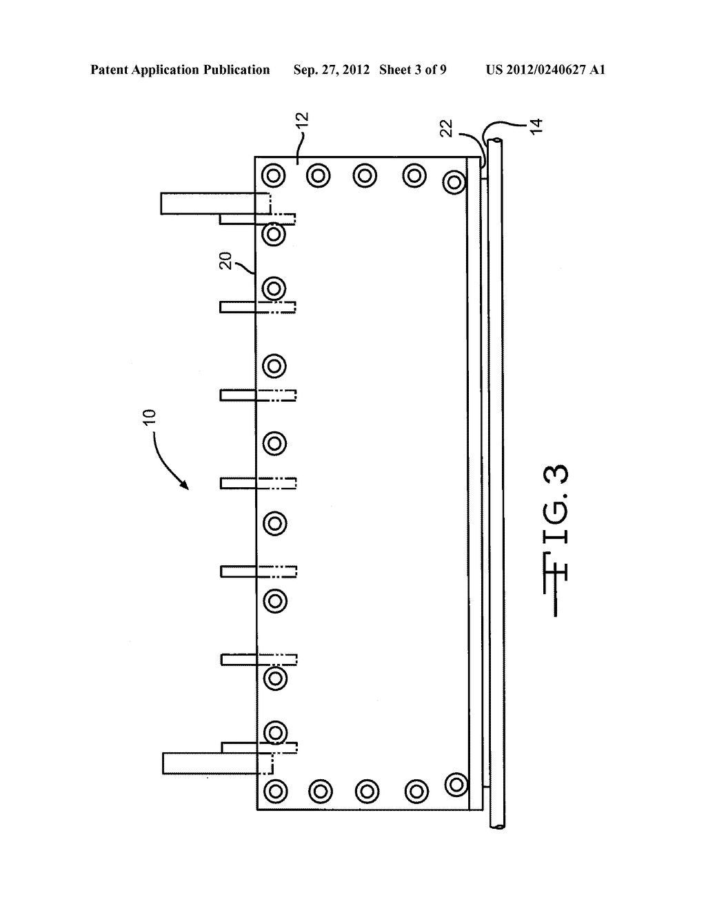 APPARATUS FOR DEPOSITING THIN FILM COATINGS AND METHOD OF DEPOSITION     UTILIZING SUCH APPARATUS - diagram, schematic, and image 04