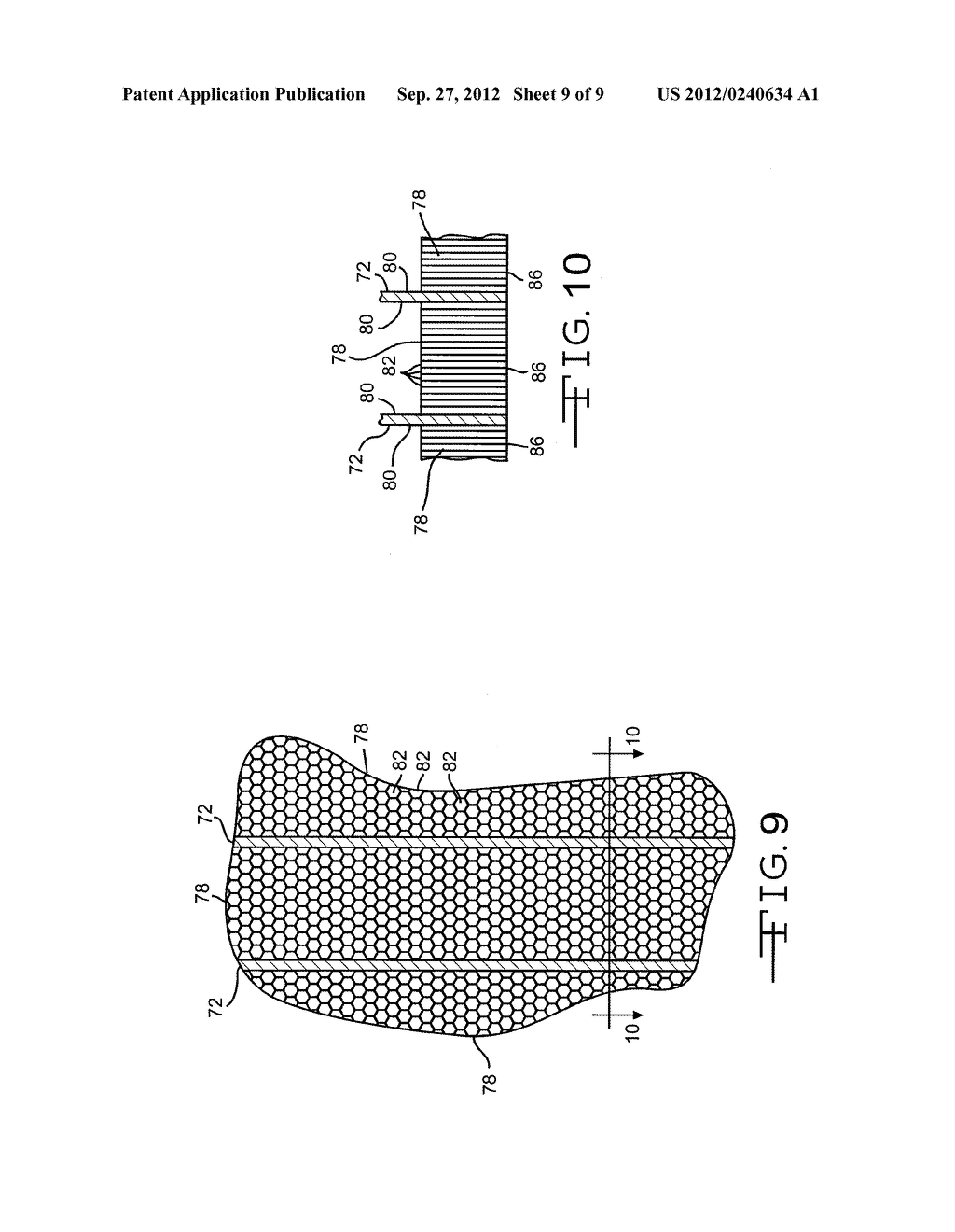 METHOD OF DEPOSITING ZINC OXIDE COATINGS BY CHEMICAL VAPOR DEPOSITION - diagram, schematic, and image 10