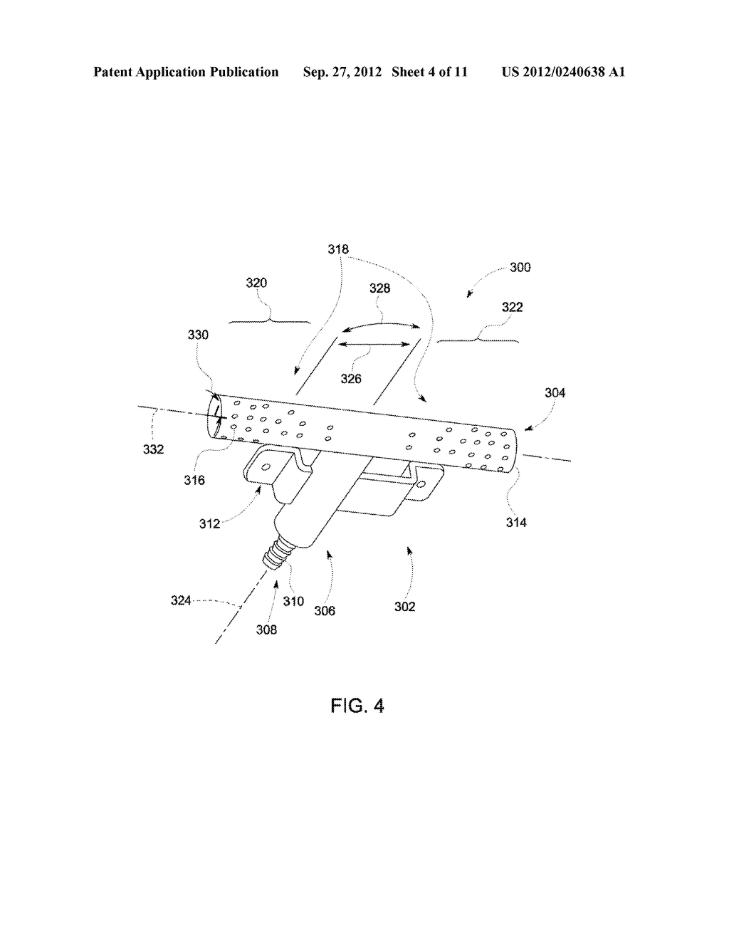 DEVICE AND METHOD FOR RINSING OBJECTS IN AN APPLIANCE - diagram, schematic, and image 05