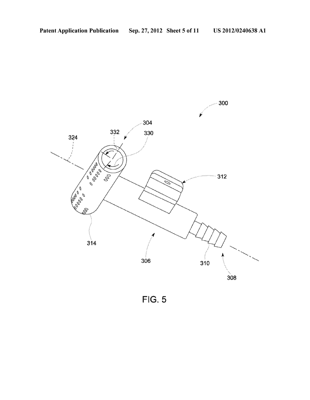 DEVICE AND METHOD FOR RINSING OBJECTS IN AN APPLIANCE - diagram, schematic, and image 06