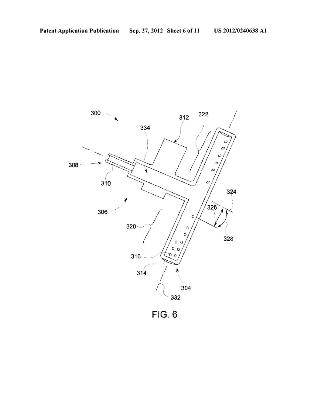 DEVICE AND METHOD FOR RINSING OBJECTS IN AN APPLIANCE - diagram, schematic, and image 07