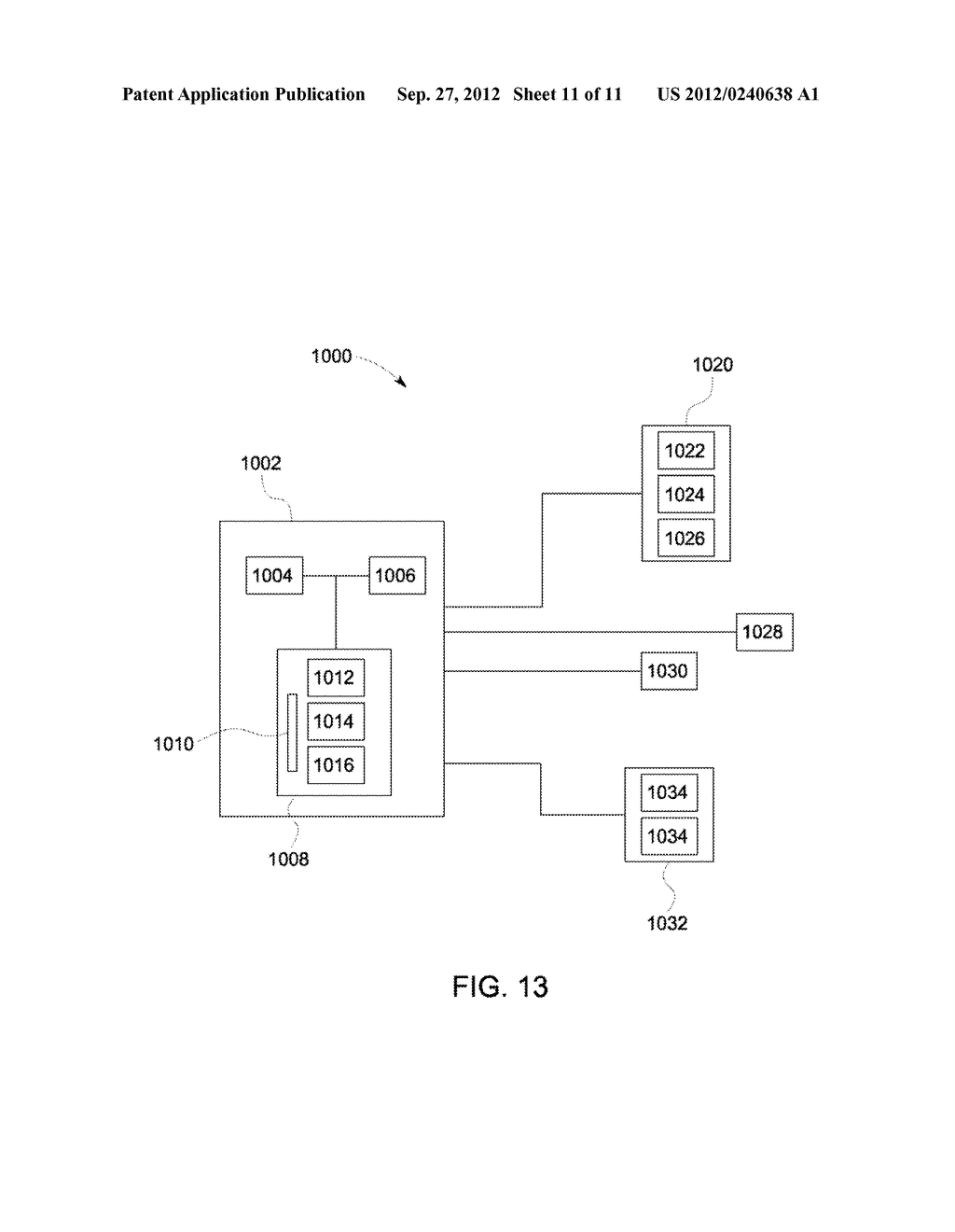 DEVICE AND METHOD FOR RINSING OBJECTS IN AN APPLIANCE - diagram, schematic, and image 12