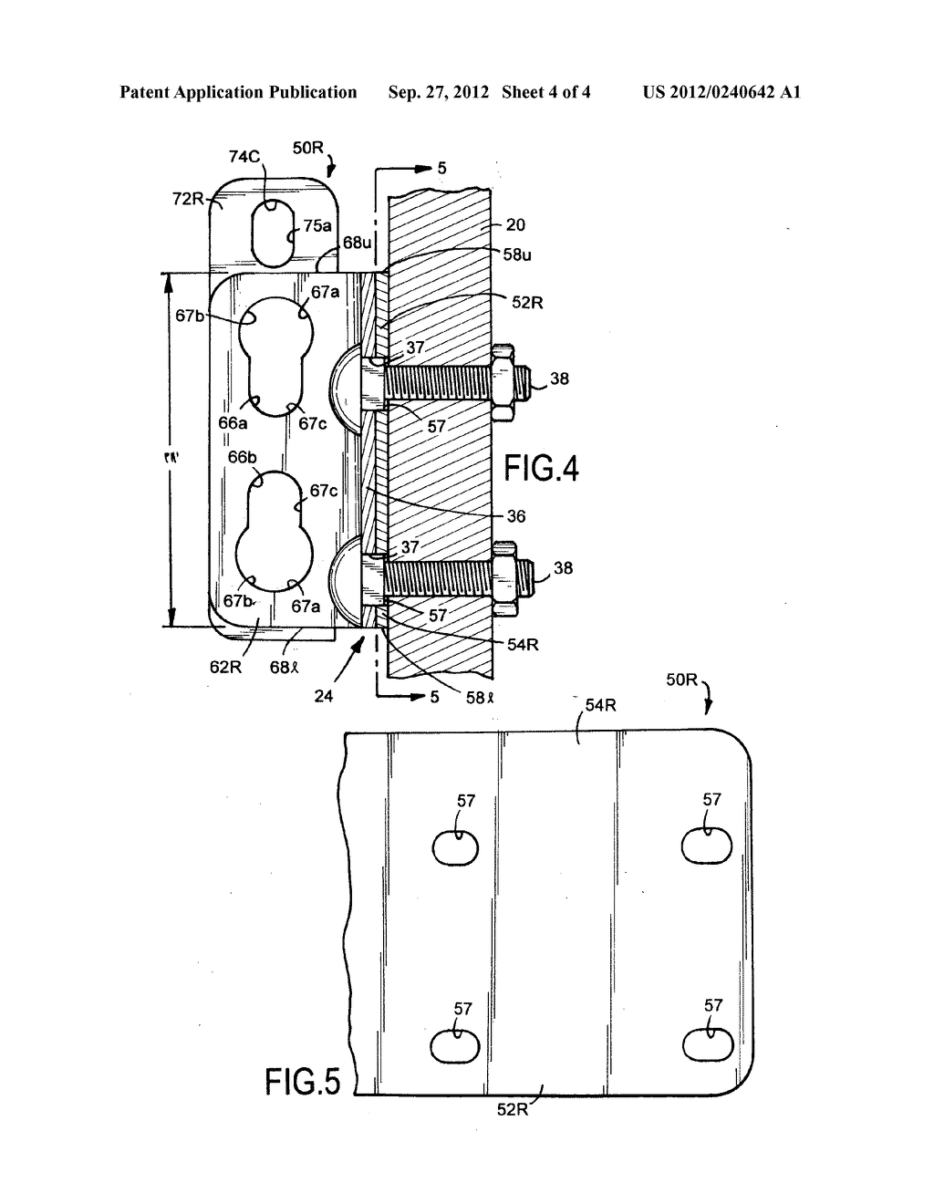 Lock-protecting hasp apparatus - diagram, schematic, and image 05