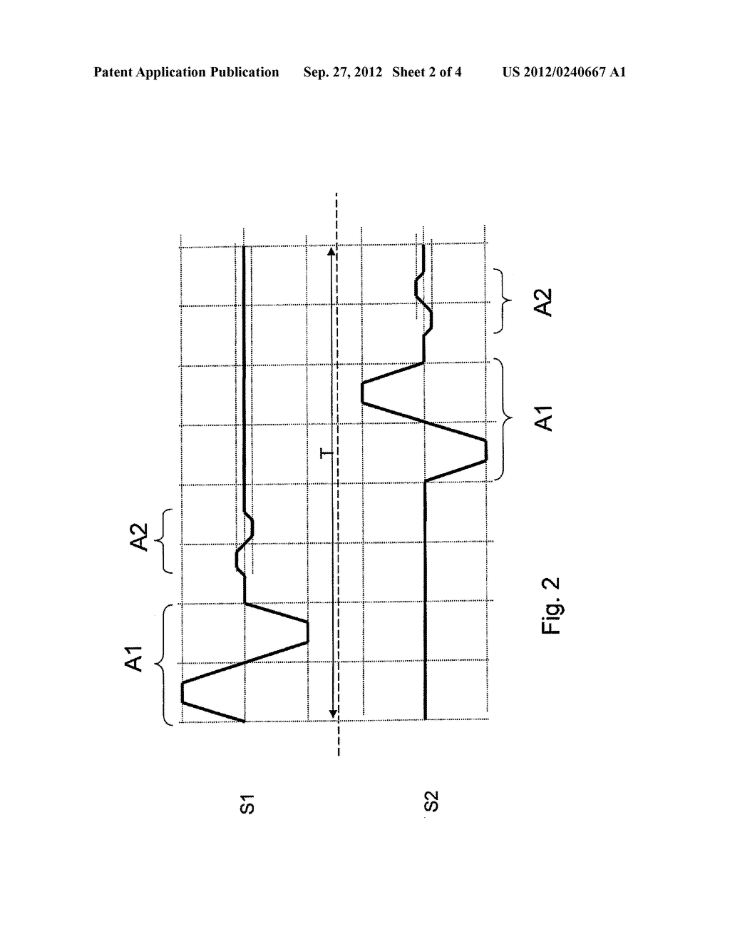 METHOD FOR DETECTING THE FAILURE OF A FREQUENCY SENSOR, AND CIRCUIT FOR     IMPLEMENTING SAID METHOD - diagram, schematic, and image 03