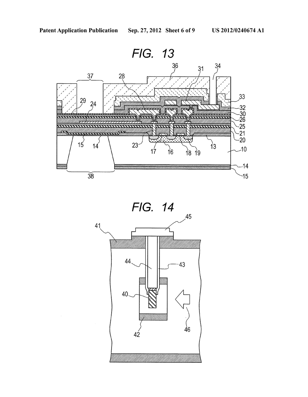 THERMAL FLUID FLOW SENSOR AND METHOD OF MANUFACTURING THE SAME - diagram, schematic, and image 07