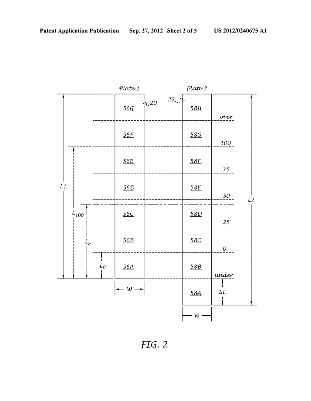 Self-Calibrating Capacitive Liquid Level Sensor Assembly and Method - diagram, schematic, and image 03