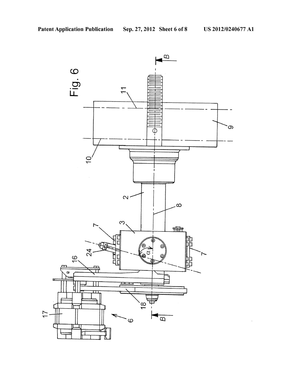 DEVICE FOR MEASURING FORCES GENERATED BY AN UNBALANCE - diagram, schematic, and image 07