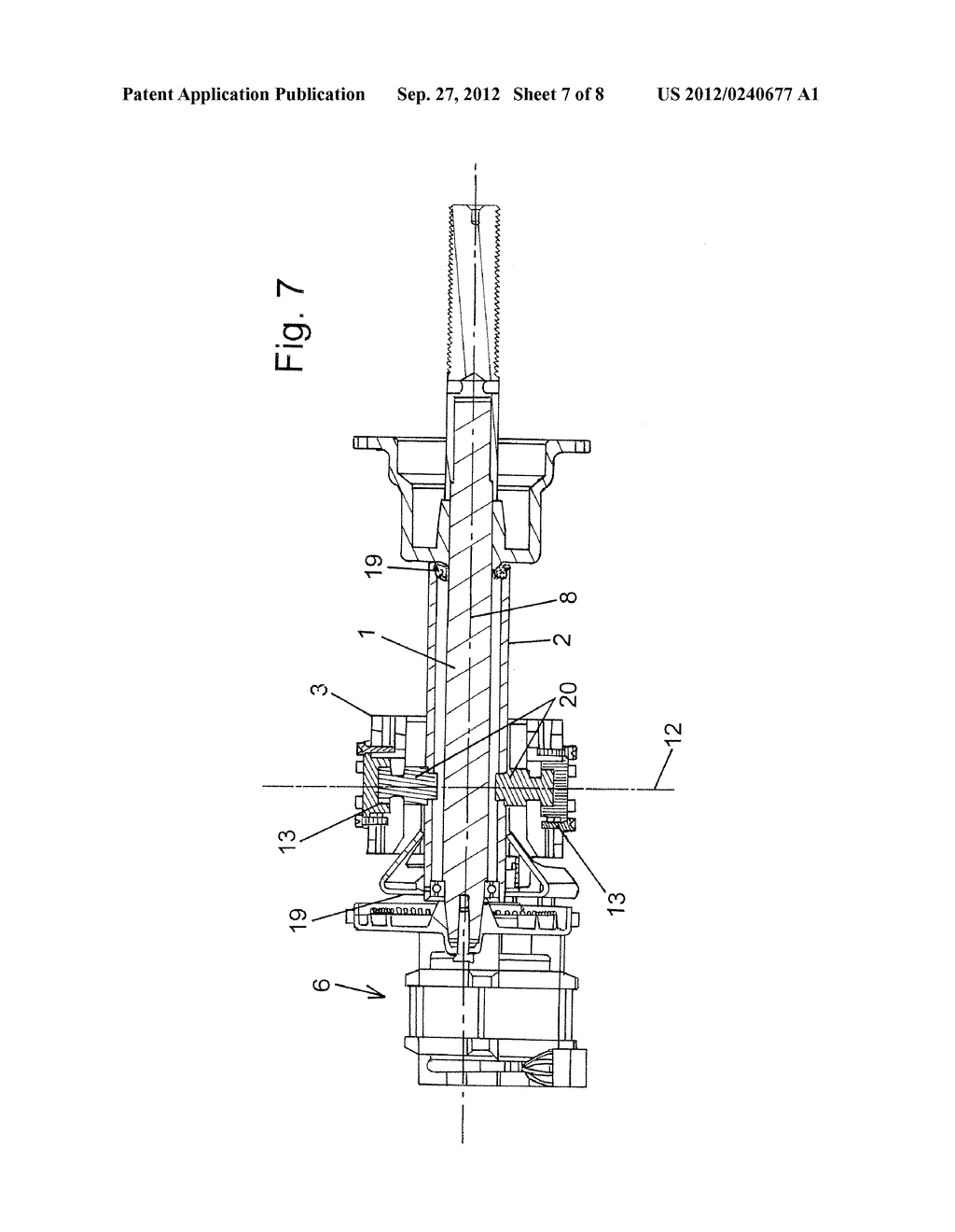 DEVICE FOR MEASURING FORCES GENERATED BY AN UNBALANCE - diagram, schematic, and image 08