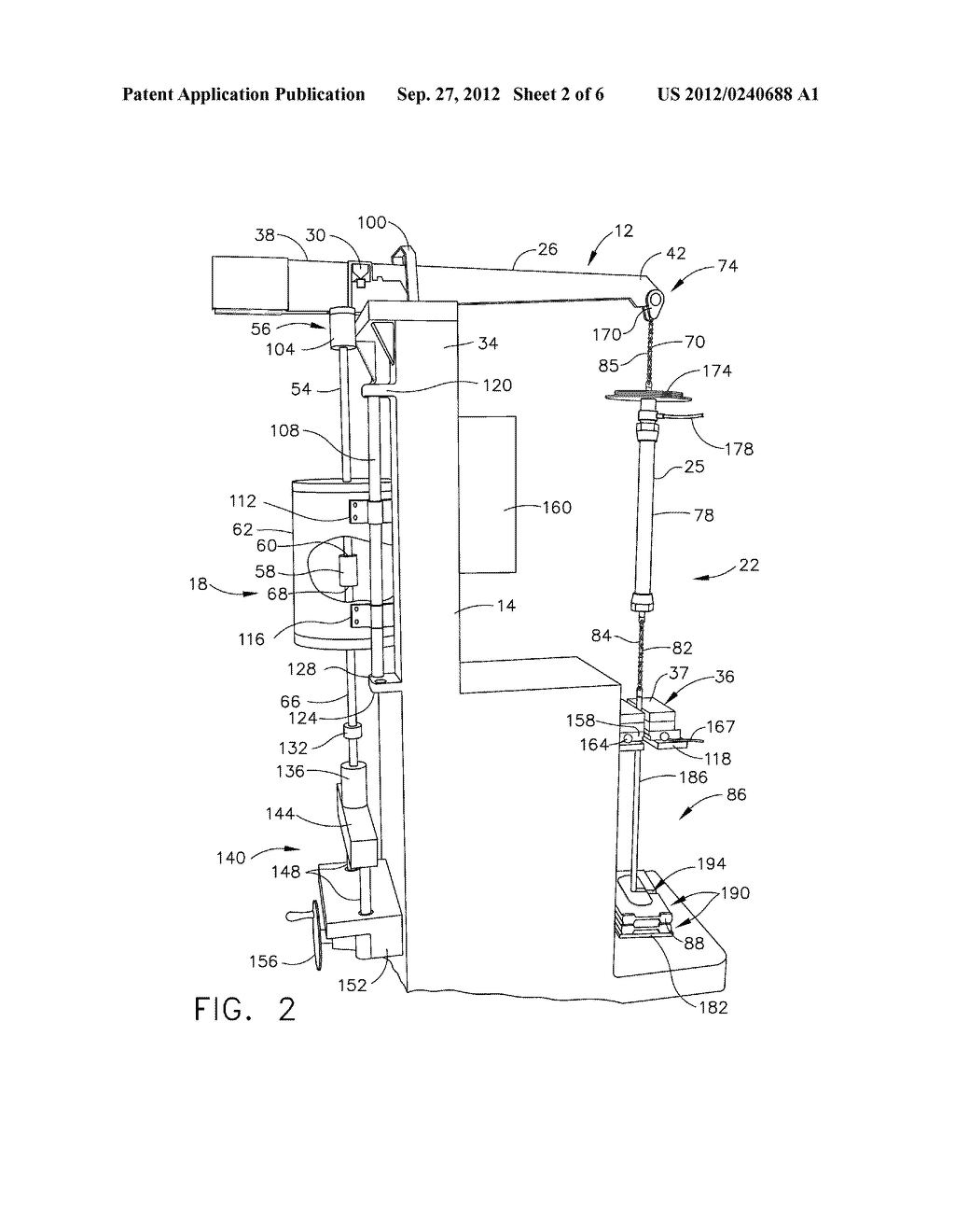 APPARATUS AND METHOD FOR OVER-PEAK LOADING FOR CREEP-RUPTURE TESTING - diagram, schematic, and image 03