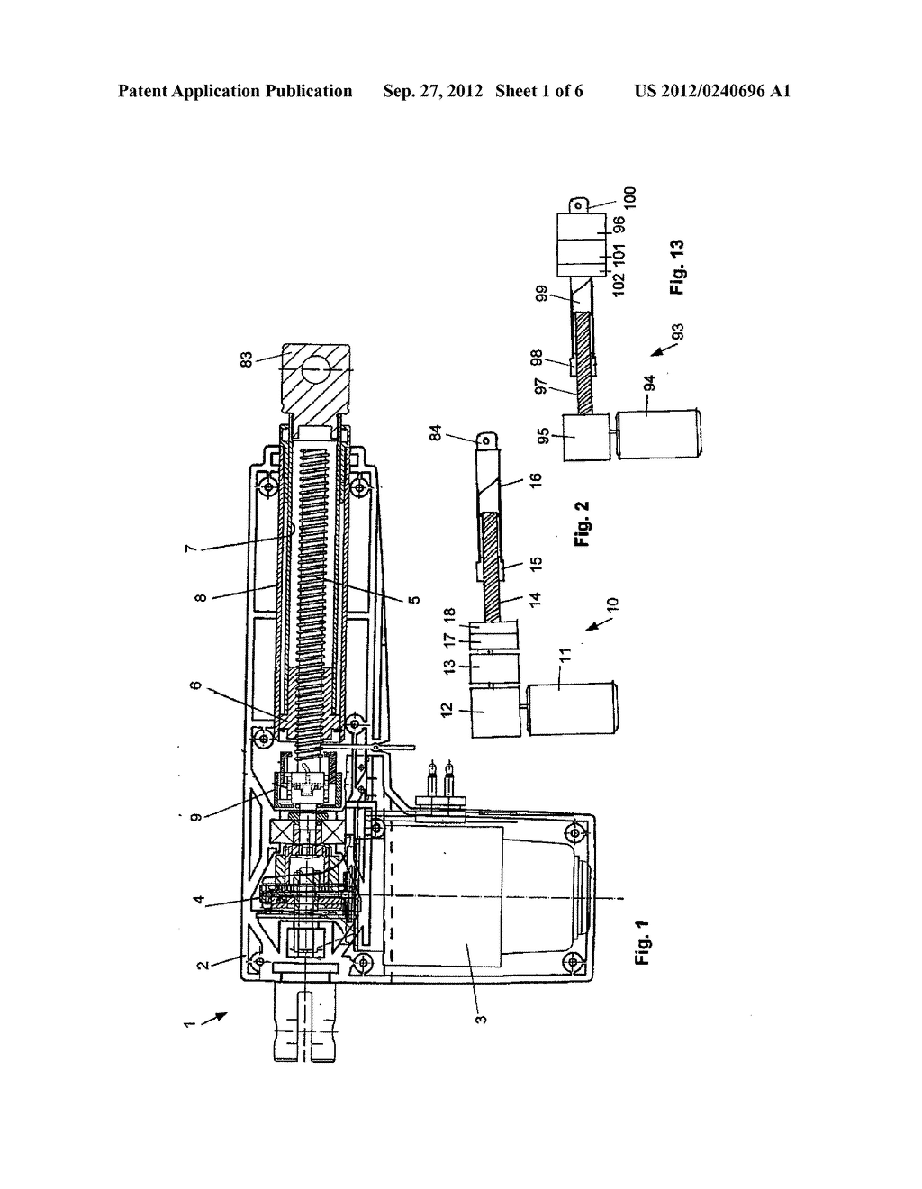 LINEAR ACTUATOR - diagram, schematic, and image 02