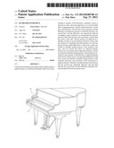KEYBOARD INSTRUMENT diagram and image