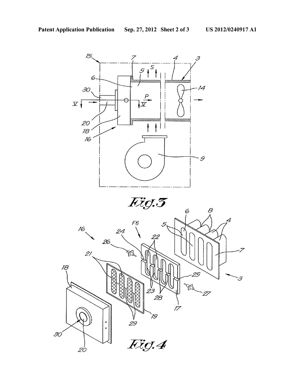 HEATING APPLIANCE FOR AIR HEATING - diagram, schematic, and image 03