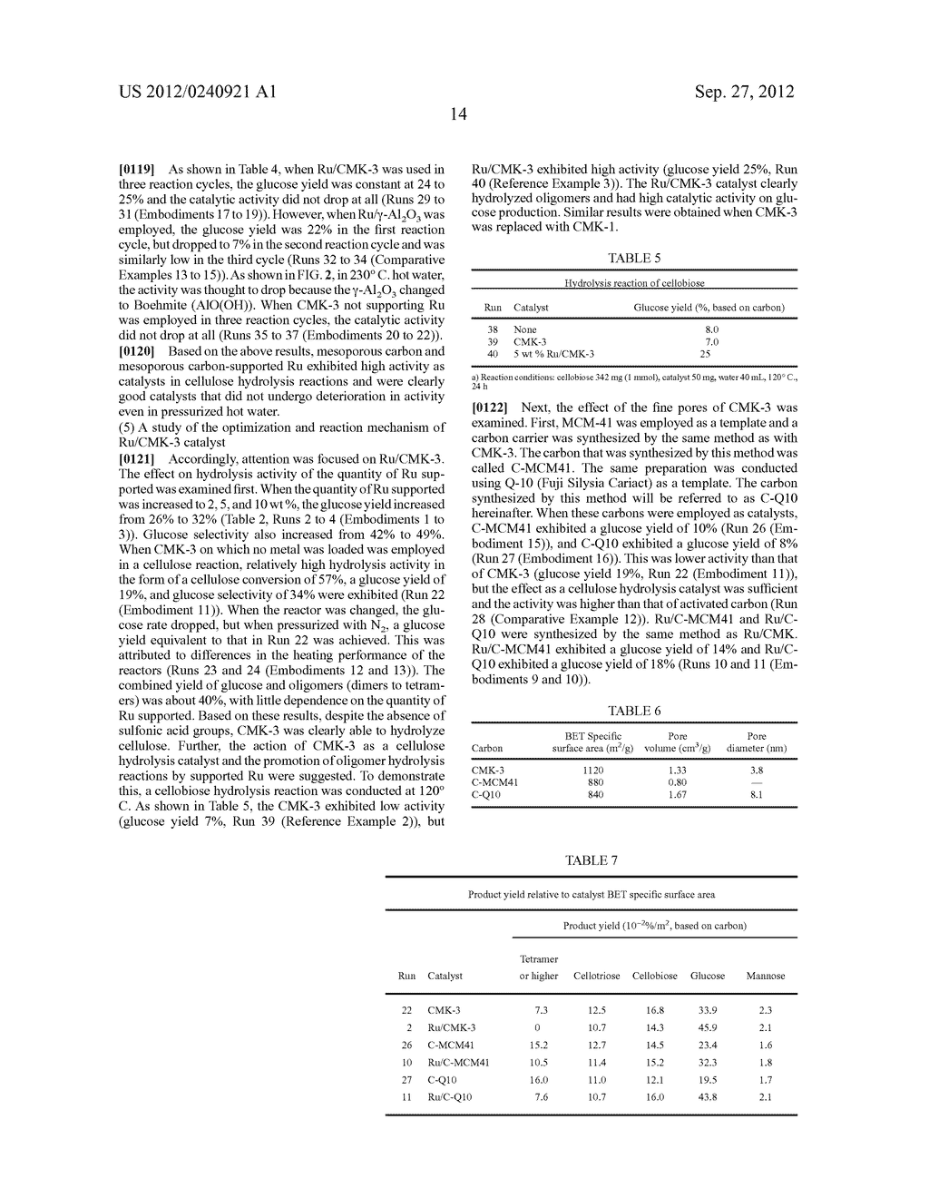 CATALYST FOR HYDROLYZING CELLULOSE OR HEMICELLULOSE AND METHOD FOR     PRODUCING SUGAR-CONTAINING SOLUTION EMPLOYING SAME - diagram, schematic, and image 19