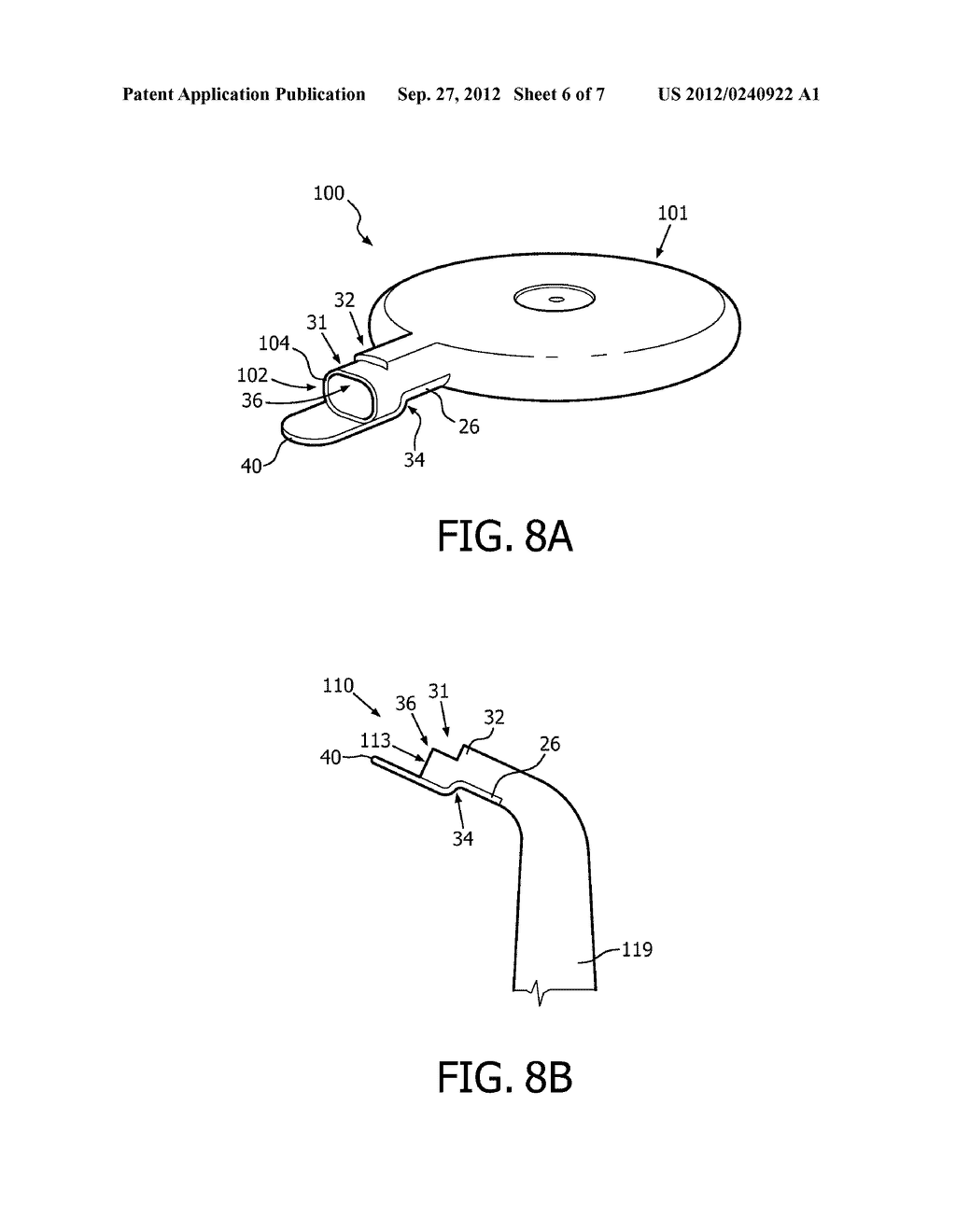 APPARATUS AND METHOD COMPRISING ADJUSTABLE STEPPED MOUTHPIECE FOR AEROSOL     DRUG DELIVERY - diagram, schematic, and image 07